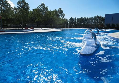 Chorros y cascadas complementos for Chorros para piscinas