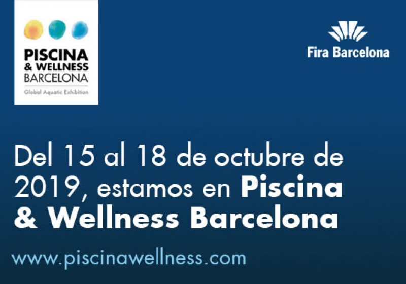 Piscina & Wellness of Barcelona fair 2019